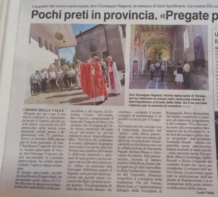 La Prealpina 20180723