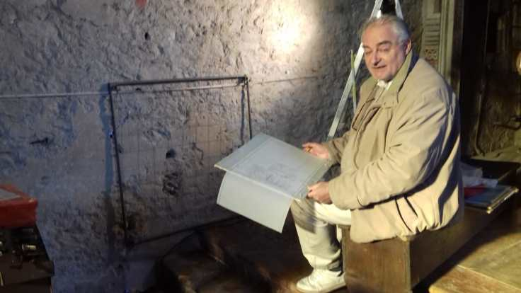 Archeologo - Roberto Mella Pariani 20190329